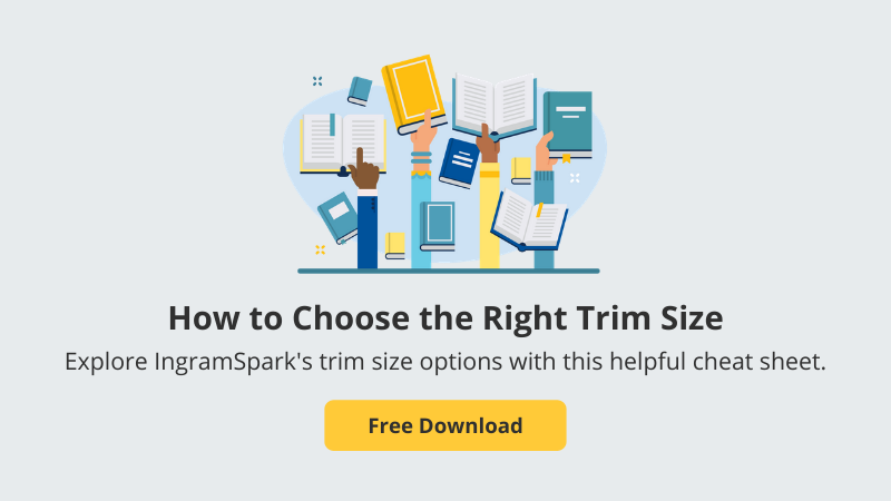 Download How to Choose the Right Trim Size Worksheet