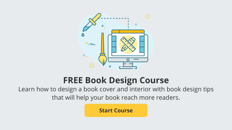 FREE Book Design Course
