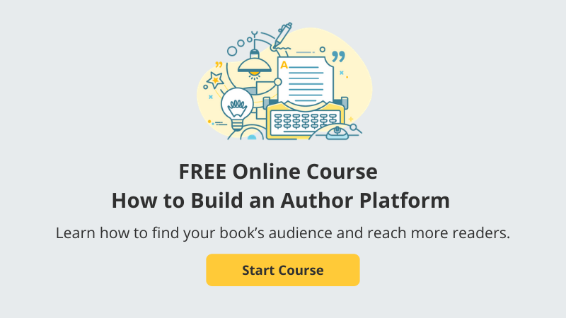 Free Online Course: How to Build an Author Platform