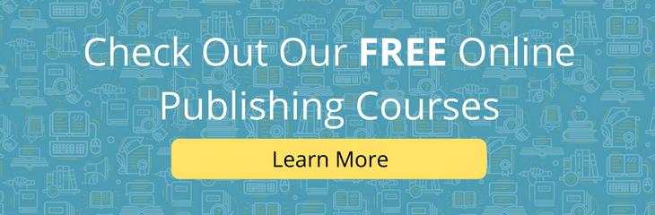 Online self-publishing course