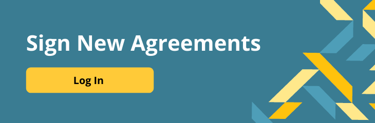 Sign New Agreements