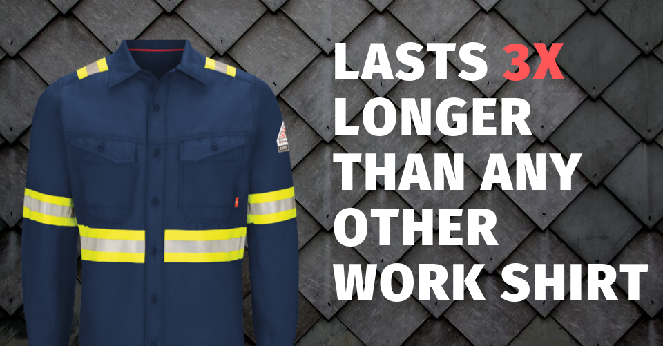 Learn more about the Bulwark iQ Series Endurance Work Shirt: https://modelapparel.com/bulwark-iq-series-endurance-work-shirt-fr-work-shirt-spotlight/