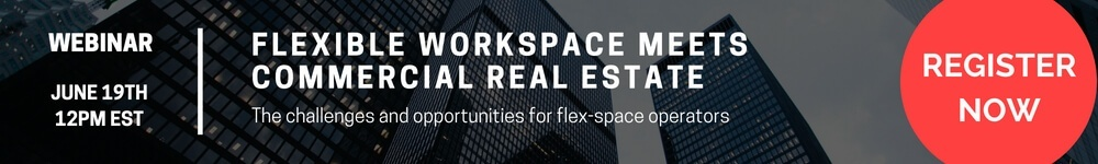 Flexible Workspace Meets Commercial Real Estate