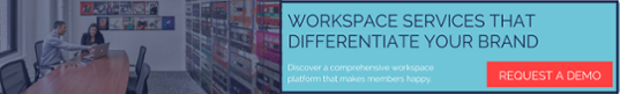 Differentiate your workspace with a comprehensive workspace platform that makes members happy.