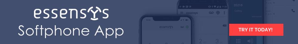 essensys softphone app