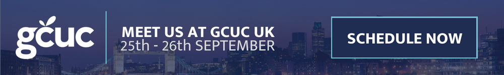 Book a meeting with essensys at GCUC UK