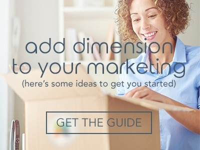 get the guide- 20 dimensional mail ideas
