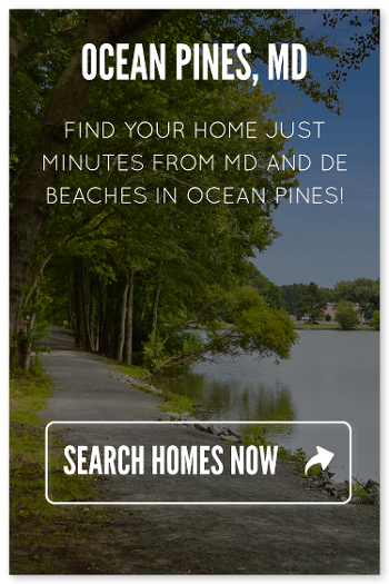 Search Ocean Pines, MD Homes for Sale