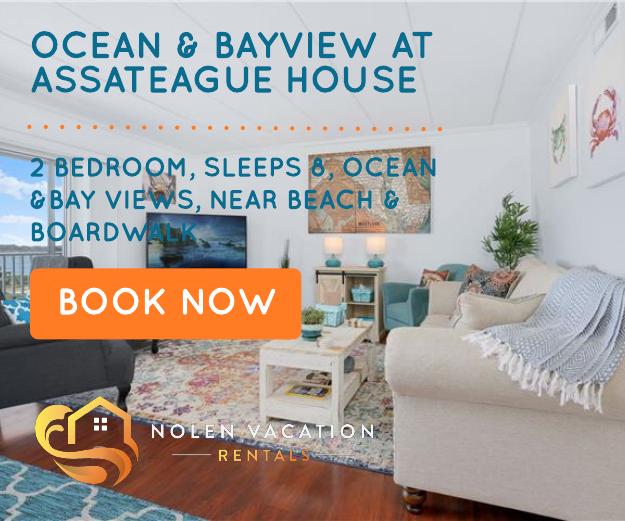 Book the Assateague House