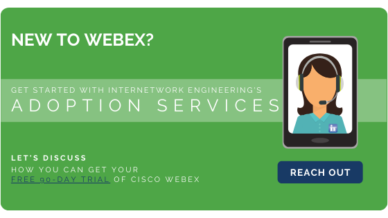 Webex 90-Day Free Trial - IE Adoption Services