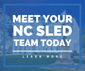 Meet Your NC SLED Team Today - Learn More