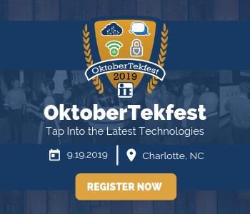 Join Us at OktoberTekfest! September 19, 2019