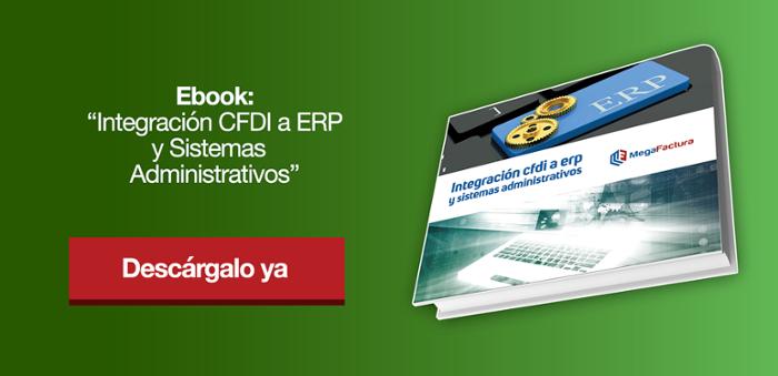 Integración CFDI a ERP y sistemas administrativos