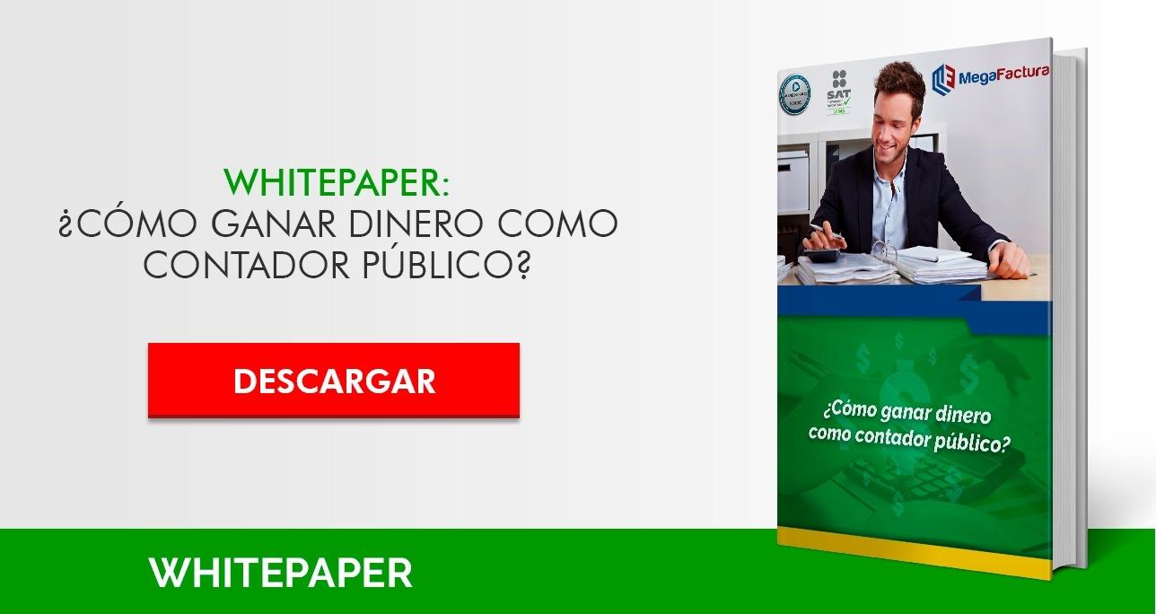 Whitepaper: ¿Cómo ganar dinero como contador público?