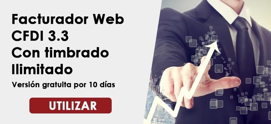Facturador Web gratis SAT