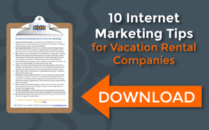 Download 10 internet marketing tips for vacation rentals
