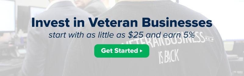 Invest in Veteran Businesses