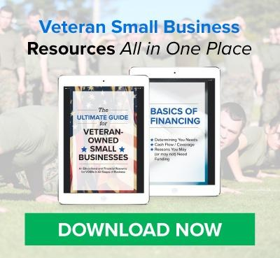 Veteran Small Business Resources All in One Place
