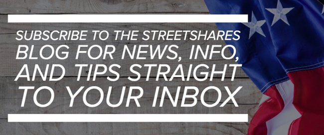 Subscribe to the StreetShares Blog