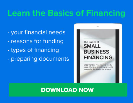 Learn the Basics of Small Business Financing
