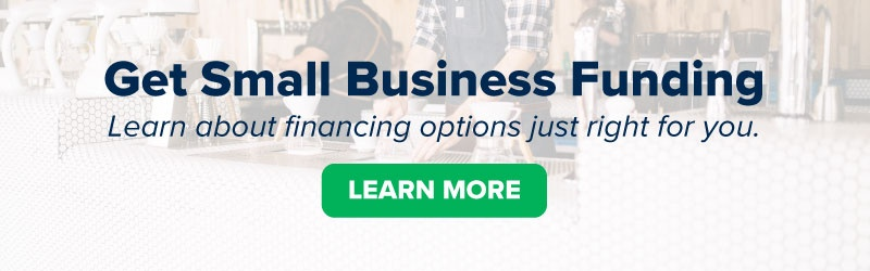 Get Small Business Funding