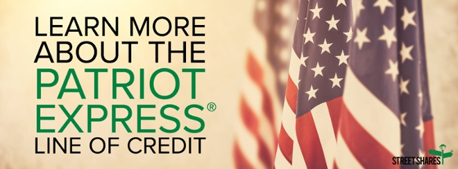Learn More About The Patriot Express Line of Credit