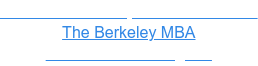 What Can We Help You Transform? The Berkeley MBA for Executives Program