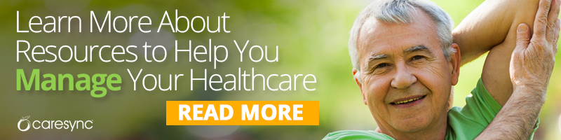 Find resources to help you manage your health. Click here.