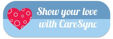 Show your love with CareSync