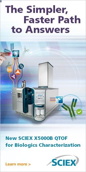 SCIEX QTOF Biologics Characterization
