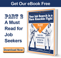 eBook Your Job Search is a Bare Knuckle Fight