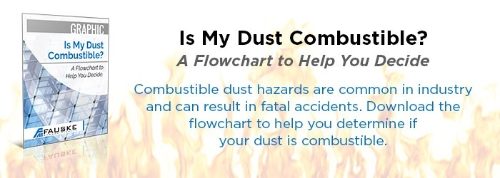 FAI Combustible Dust Flowchart