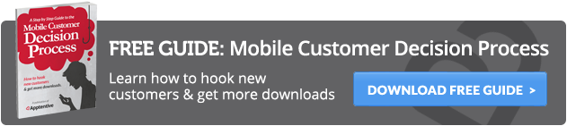 The Mobile Customer Decision Process