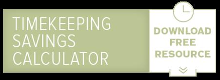 Click to use the Timekeeping Savings Calculator