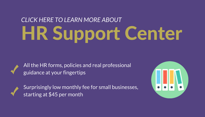 Learn more about Complete Payroll's very own HR Support Center.