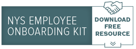 New York State Employee Onboarding Kit