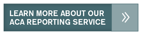 Learn more about our ACA reporting service