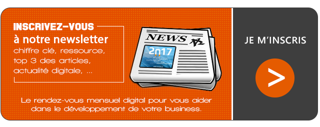 Inscription newsletter novadeo