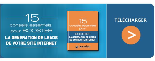 Guide pour booster la génération de leads de votre site internet