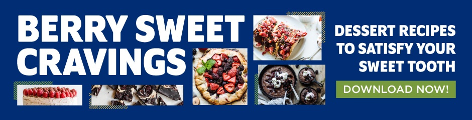 Berry Sweet Cravings eBook Download | California Giant Berry Farms