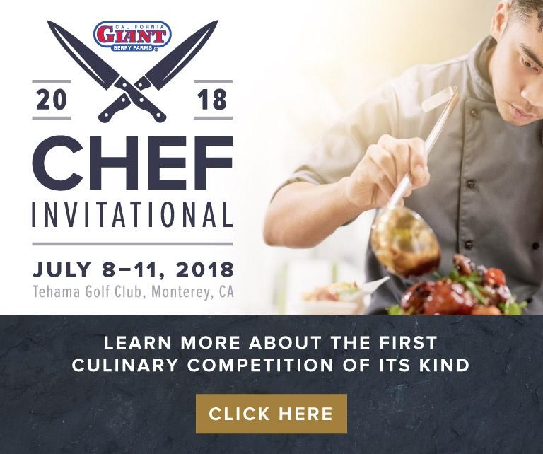 2018 Chef Invitational
