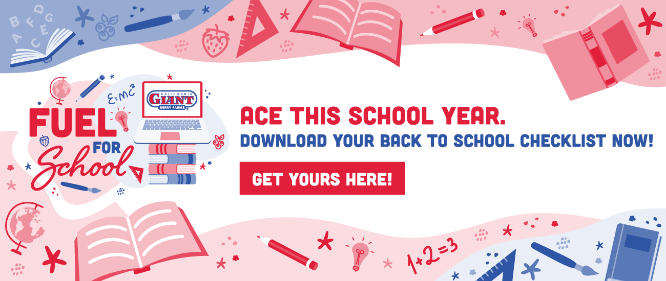 Ace This School Year. Download your back to school checklist now! Click here