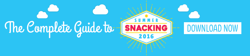 2016 Summer Snacking e-book