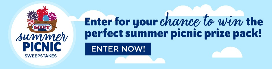Summer Picnic Sweepstakes | California Giant Berry Farms