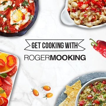 Get Cooking With Roger Mooking