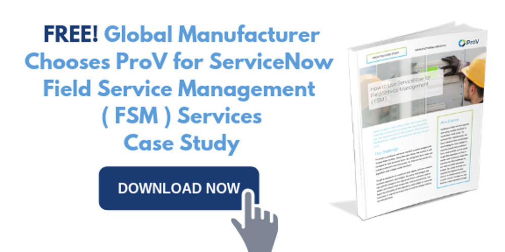 FSM for ServiceNow - Field Service Management Solutions