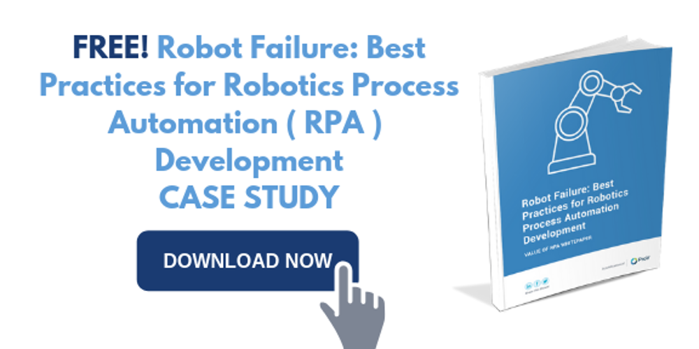 RPA Robotic Process Automation Services - UI Path -IT Automation