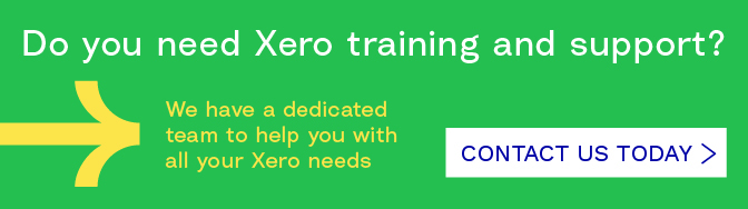 Do you need Xero training and support