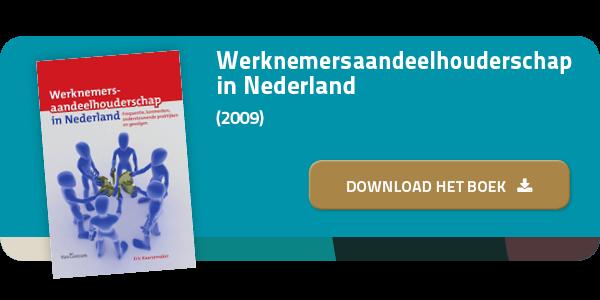 Werknemersaandeelhouderschap in Nederland