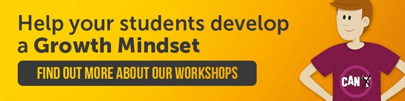 Students growth mindset workshop